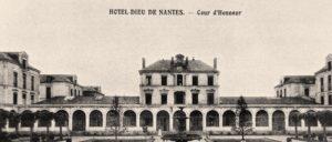 11- Escuela de Medicina de L´Hotel Dieu, Nantes