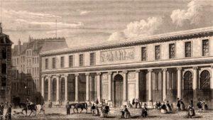 14-Escuela de Medicina, París.