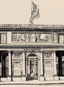 15-Escuela de Medicina, París