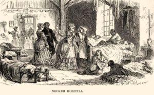 25- Hospital Necker, París, 1778