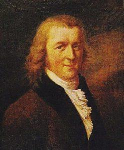 7- Dr. Guillaume F. Laennec (1748-1822), tío y mentor de René