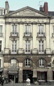 8 - Casa en la N° 5 place du Bouffay, Nantes